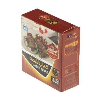 کباب لقمه 70 درصد گوشت گوشتیران - 500 گرم