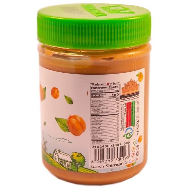 کرم نخودچی شیررضا - 450 گرم