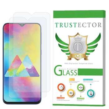 محافظ صفحه نمایش تراستکتور مدل GLS مناسب برای گوشی موبایل سامسونگ Galaxy M20 بسته 2 عددی