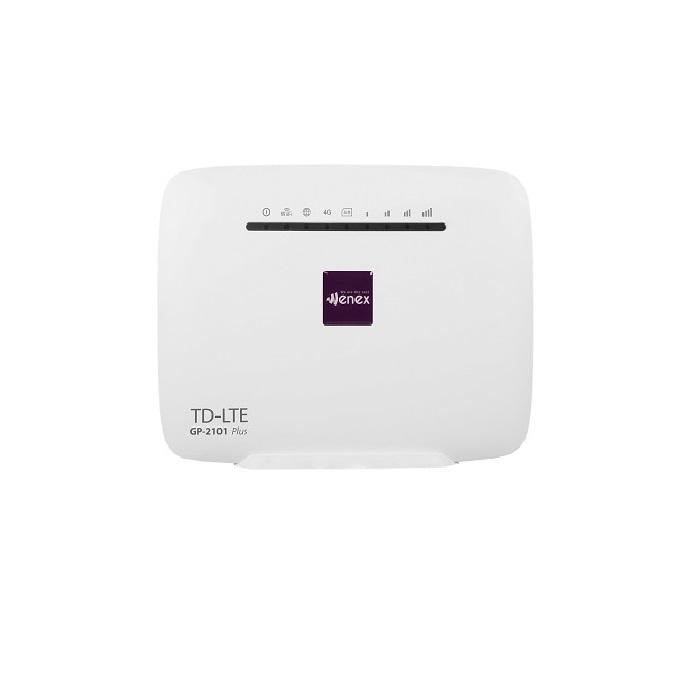 مودم TD-LTE وینکس مدل GP2101plus به همراه 200گیگابایت اینترنت سه ماهه