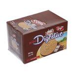 بیسکویت کرمدار دایجستیو کوپا با طعم کاکائو - بسته 24 عددی thumb