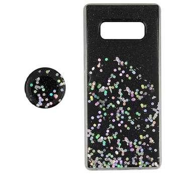 کاور مدل SA281 مناسب برای گوشی موبایل سامسونگ Galaxy S10 Plus به همراه پایه نگهدارنده