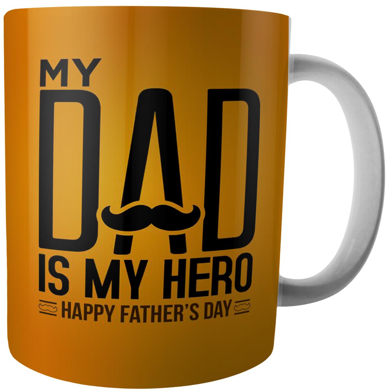 عکس ماگ آکو طرح روز پدر کد M52