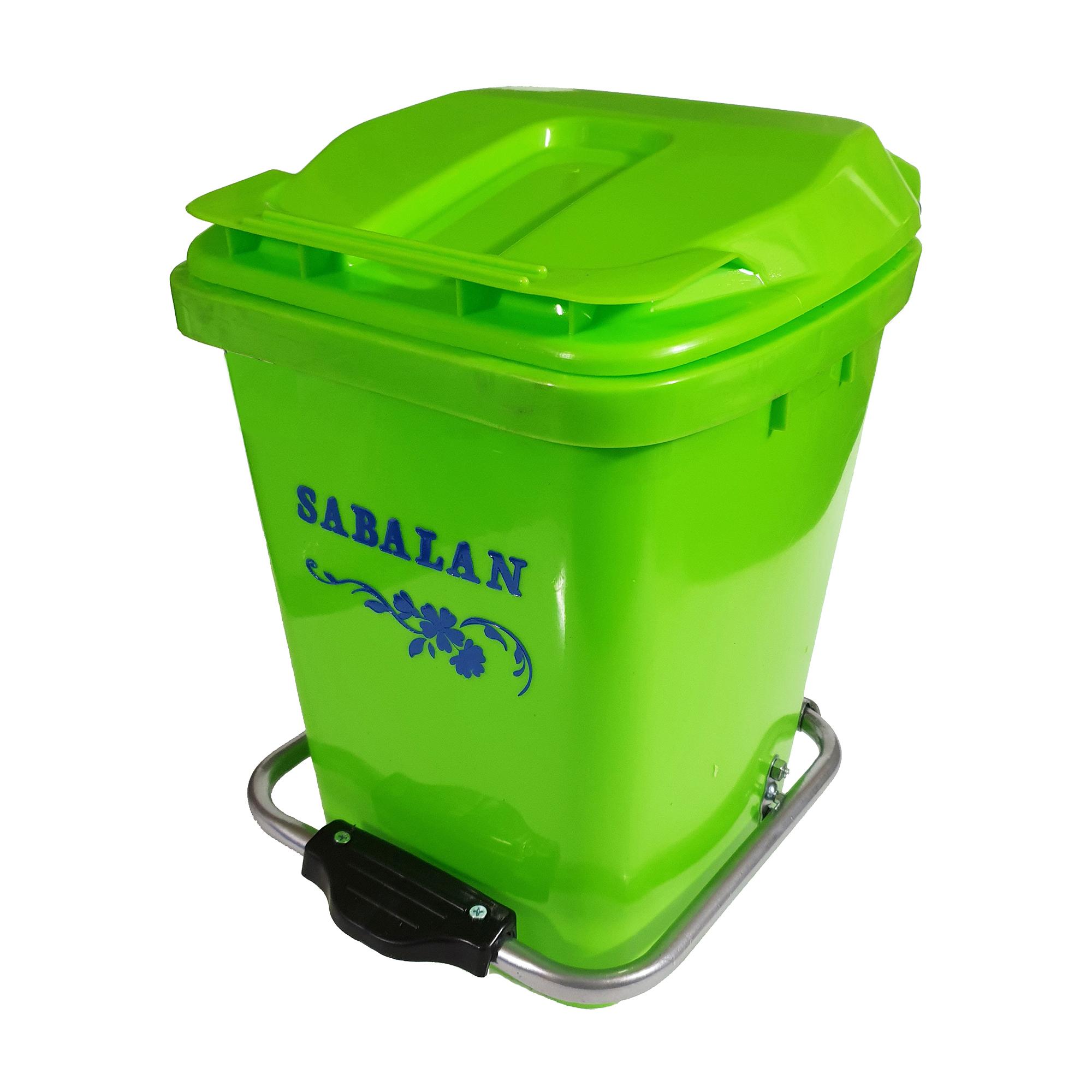 سطل زباله اداری سبلان کد 222.1