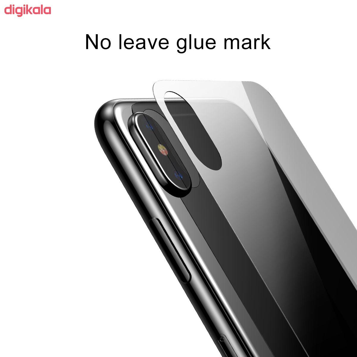 محافظ پشت گوشی باسئوس مدل SGAPIPH58-ABM02 مناسب برای گوشی موبایل اپل Iphone XS main 1 1