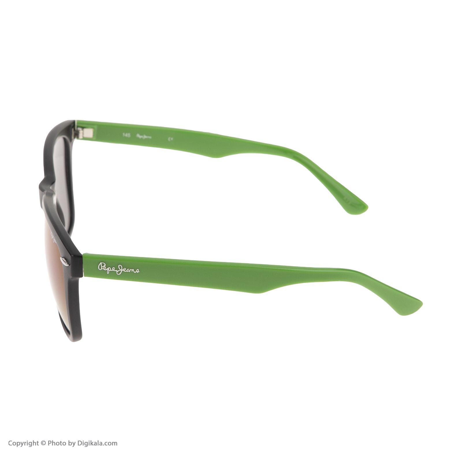 عینک آفتابی مردانه پپه جینز مدل PJ 7049 C13 -  - 2