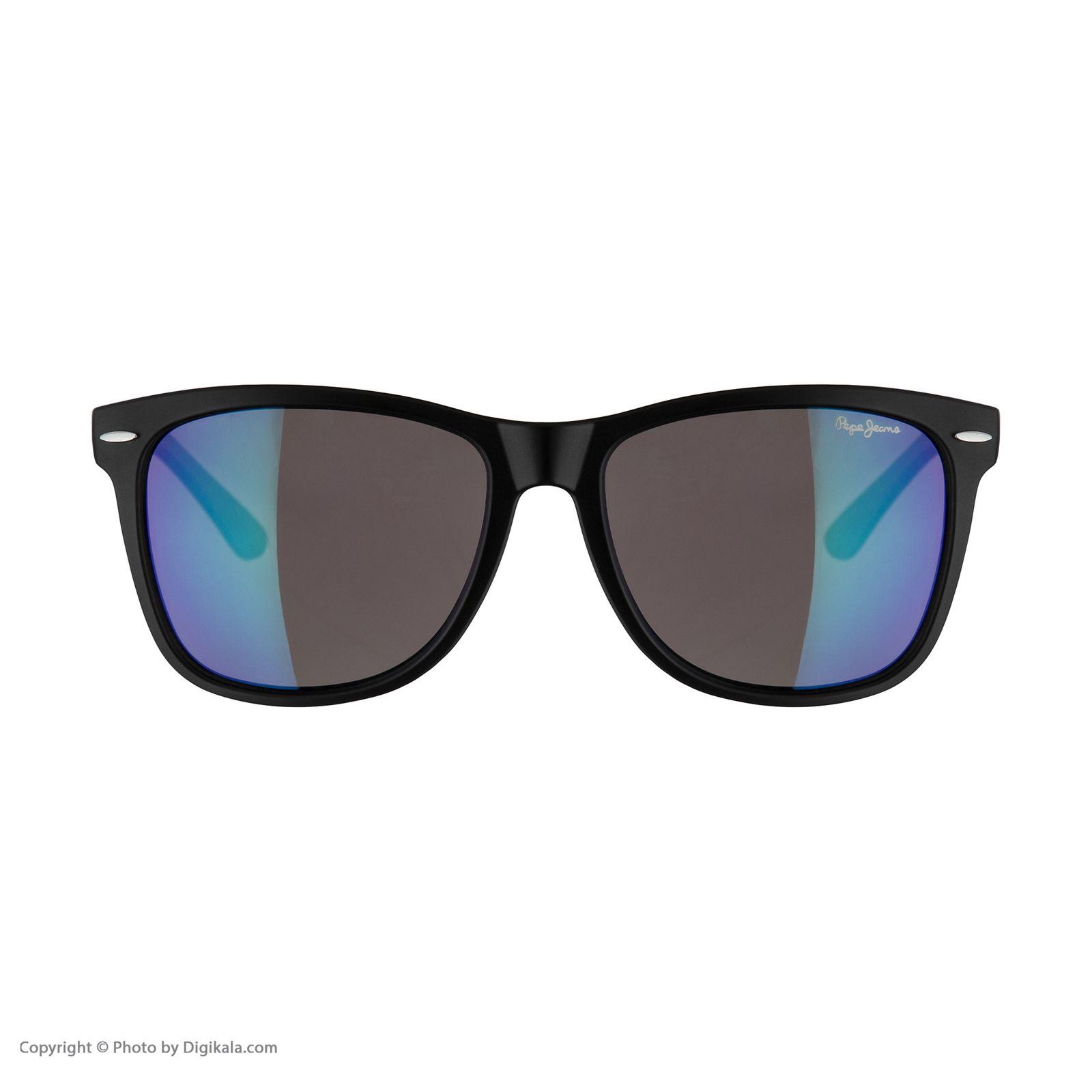 عینک آفتابی مردانه پپه جینز مدل PJ 7049 C13 -  - 1