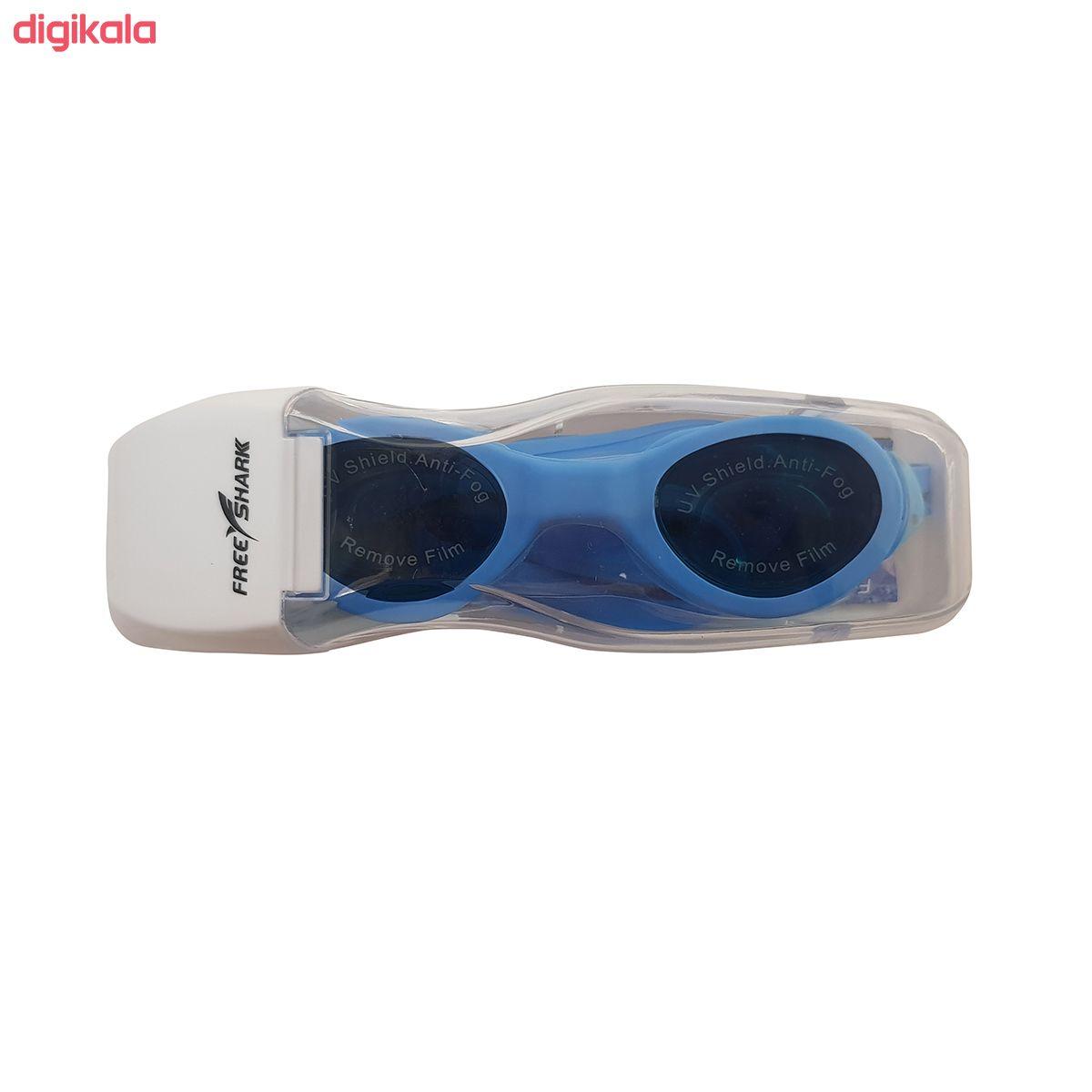 عینک شنا فری شارک مدل MC-502 main 1 5