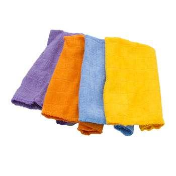 دستمال نظافت کد wht بسته 4 عددی