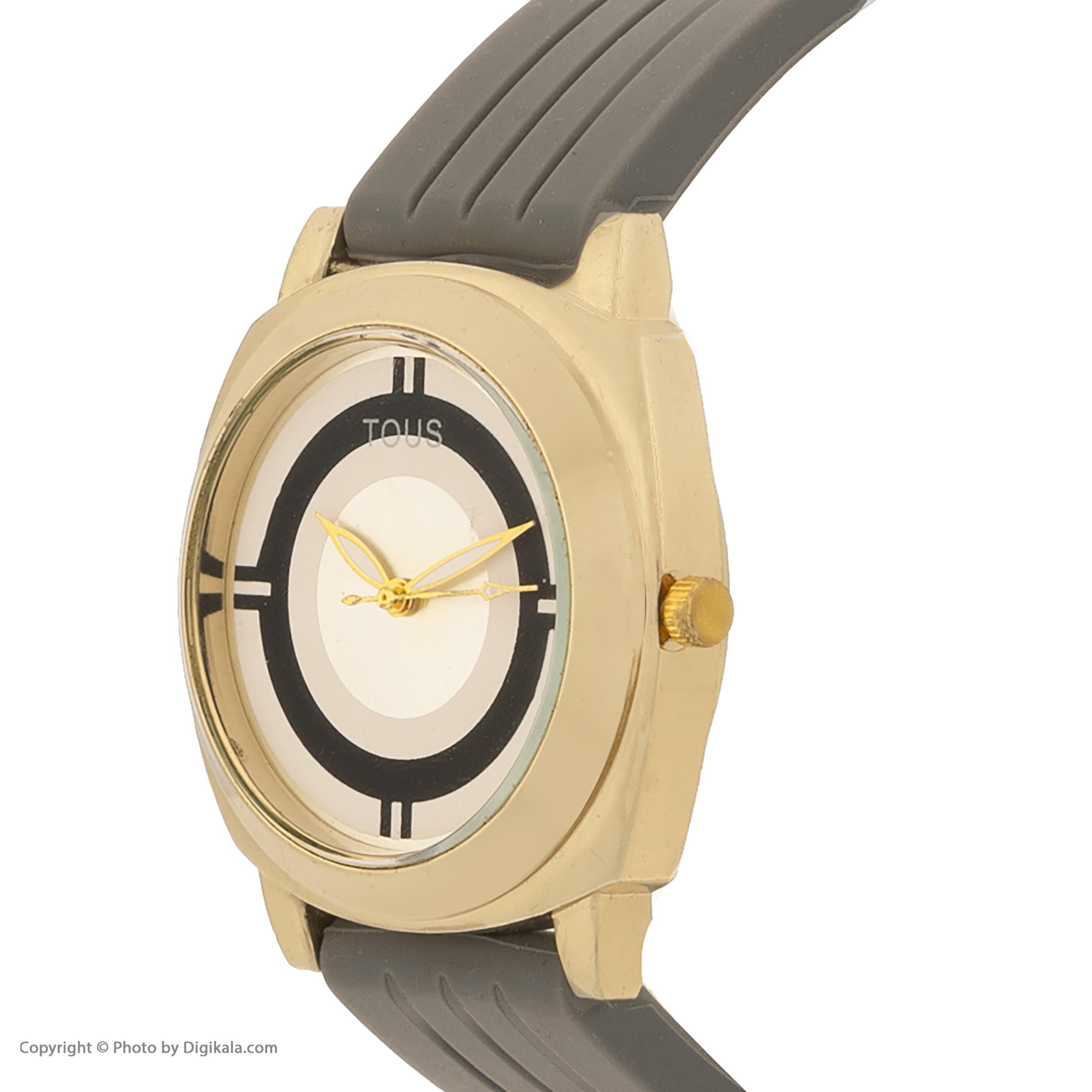 ساعت مچی عقربه ای زنانه تووس مدل X16