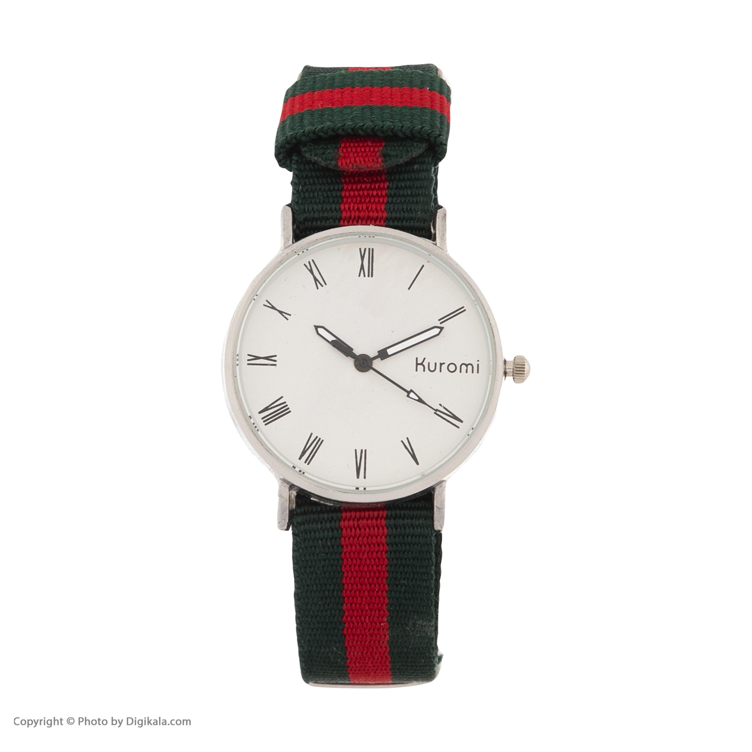 ساعت مچی عقربه ای زنانه کیورومی مدل  X52