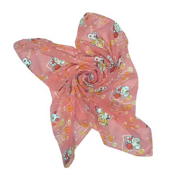 روسری دخترانه مدل تتیس کد 03301