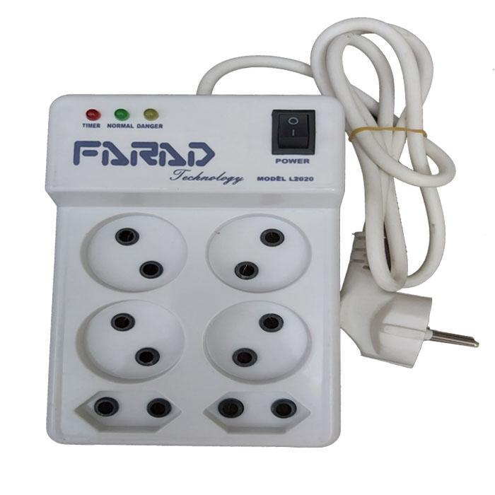 خرید اینترنتی محافظ ولتاژ فاراد مدل L2020 اورجینال