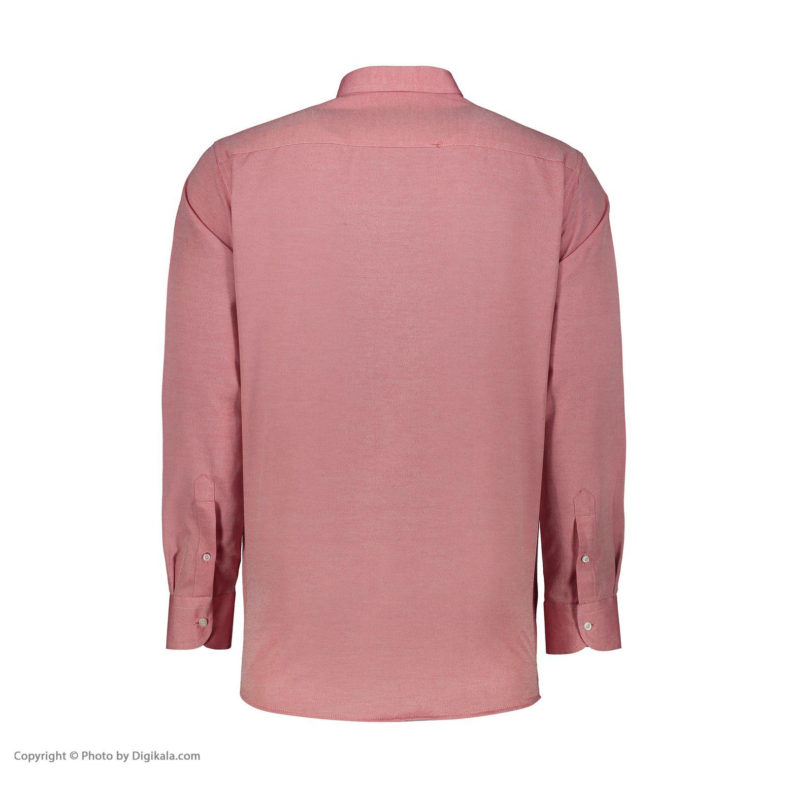 پیراهن مردانه زی مدل 153118680ML -  - 4