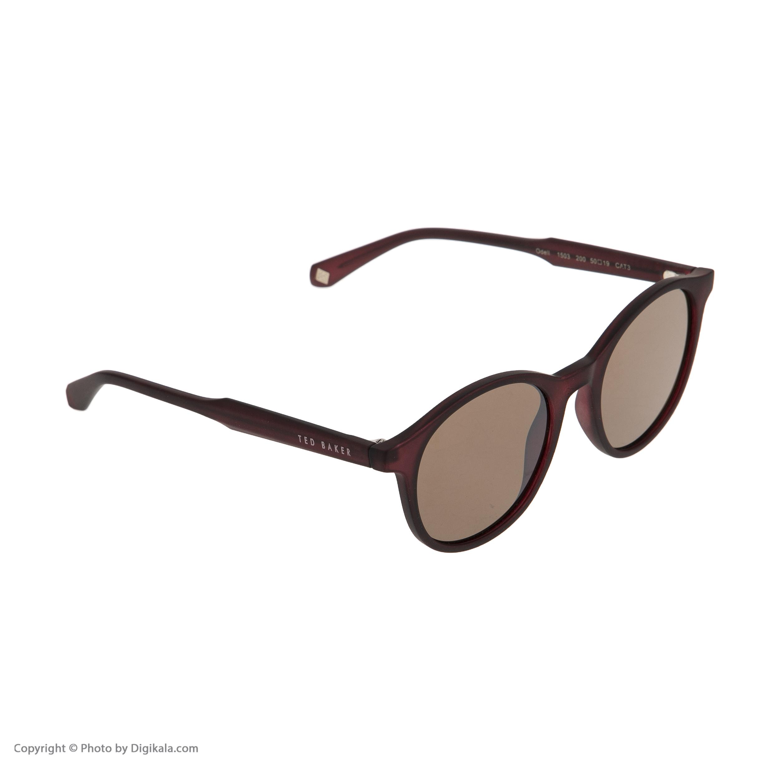 عینک آفتابی زنانه تد بیکر مدل TB 1503 2OO