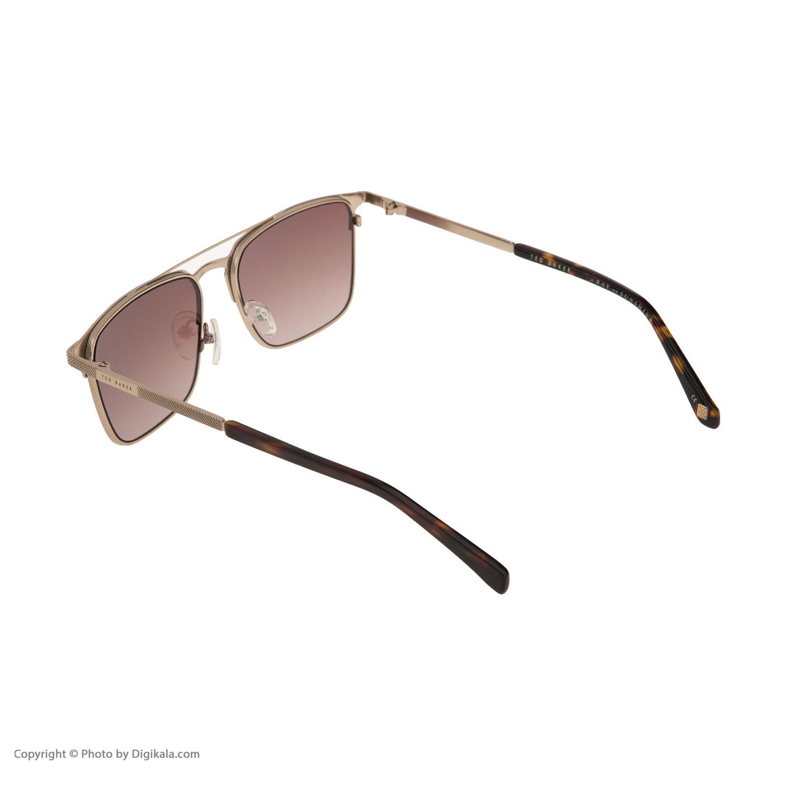 عینک آفتابی زنانه تد بیکر مدل TB 1485 204 -  - 2