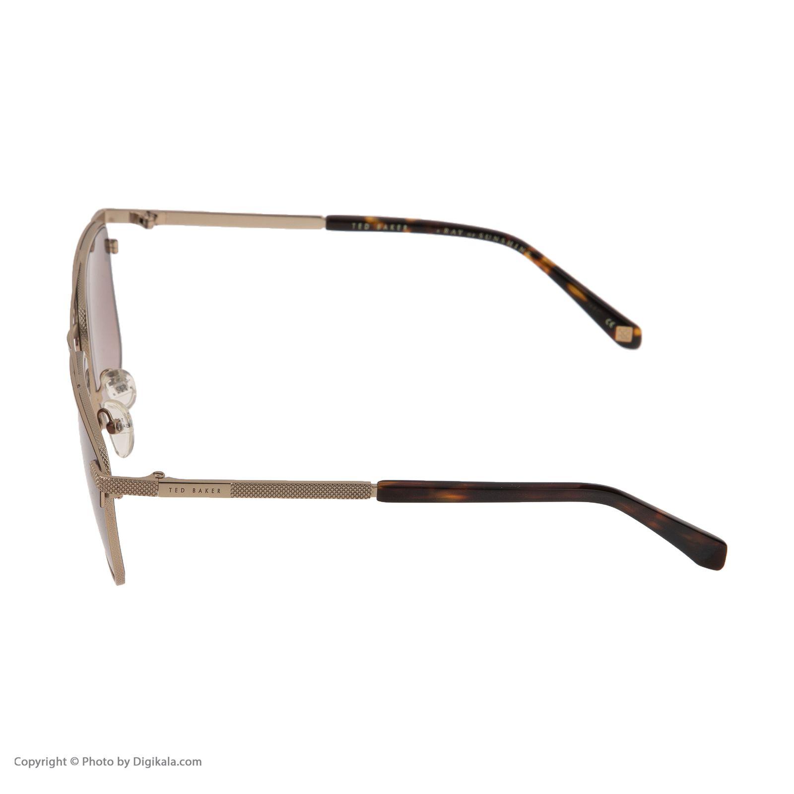 عینک آفتابی زنانه تد بیکر مدل TB 1485 204 -  - 4