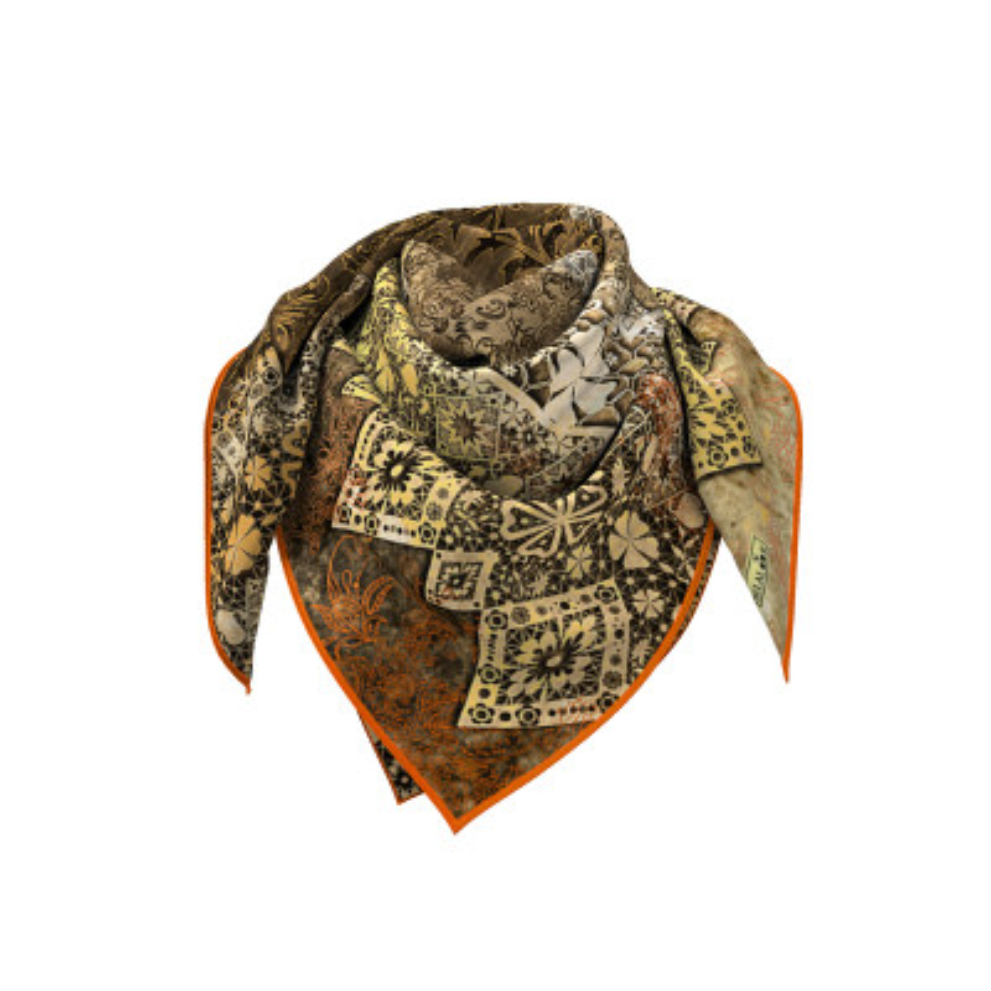 Photo of روسری زنانه بلالوک کد 034