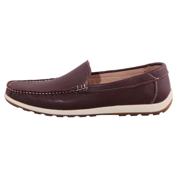 کفش روزمره مردانه شهر چرم مدل S228-3