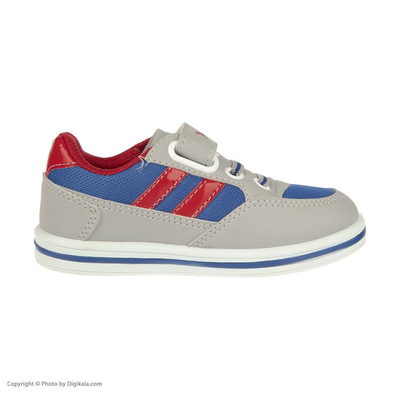 کفش پسرانه پولاریس مدل 100304723-GREY