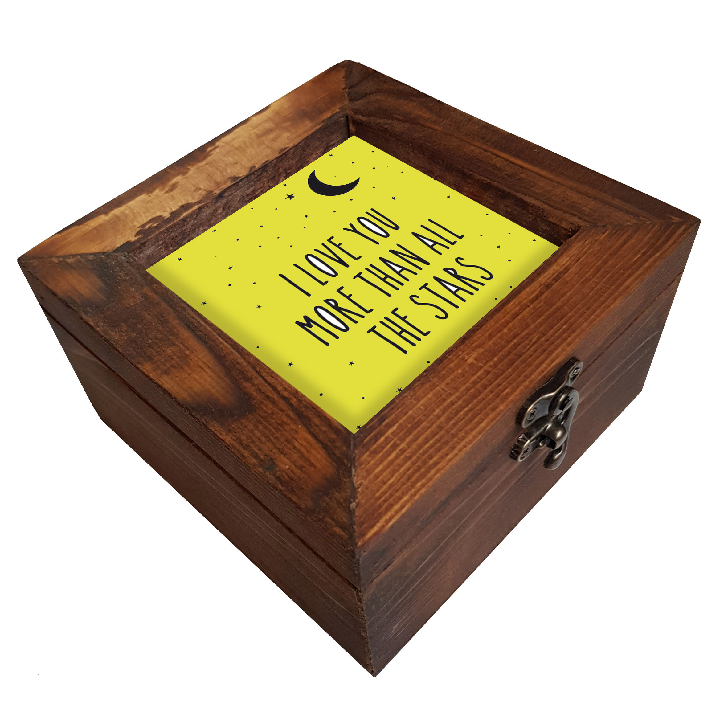 خرید                        جعبه هدیه چوبی کد A43
