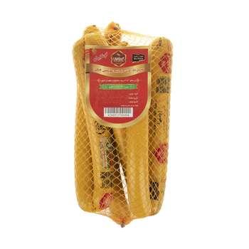 سوسیس چیلی 55 درصد گوشت مرغ با پنیر گوشتیران - 1 کیلوگرم