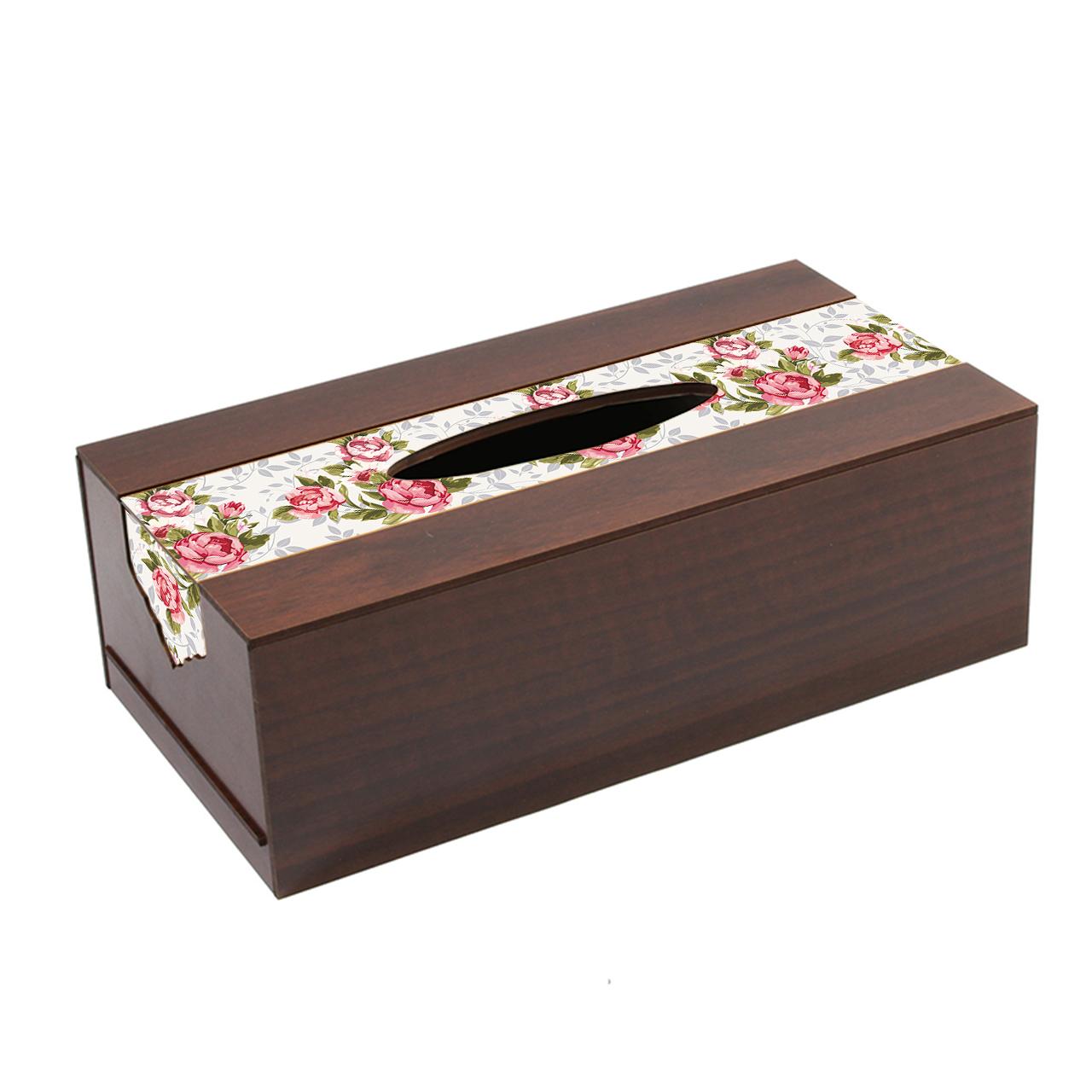جعبه دستمال کاغذی تهران جی اف ایکس مدل D157