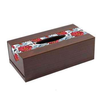 جعبه دستمال کاغذی تهران جی اف ایکس مدل D158