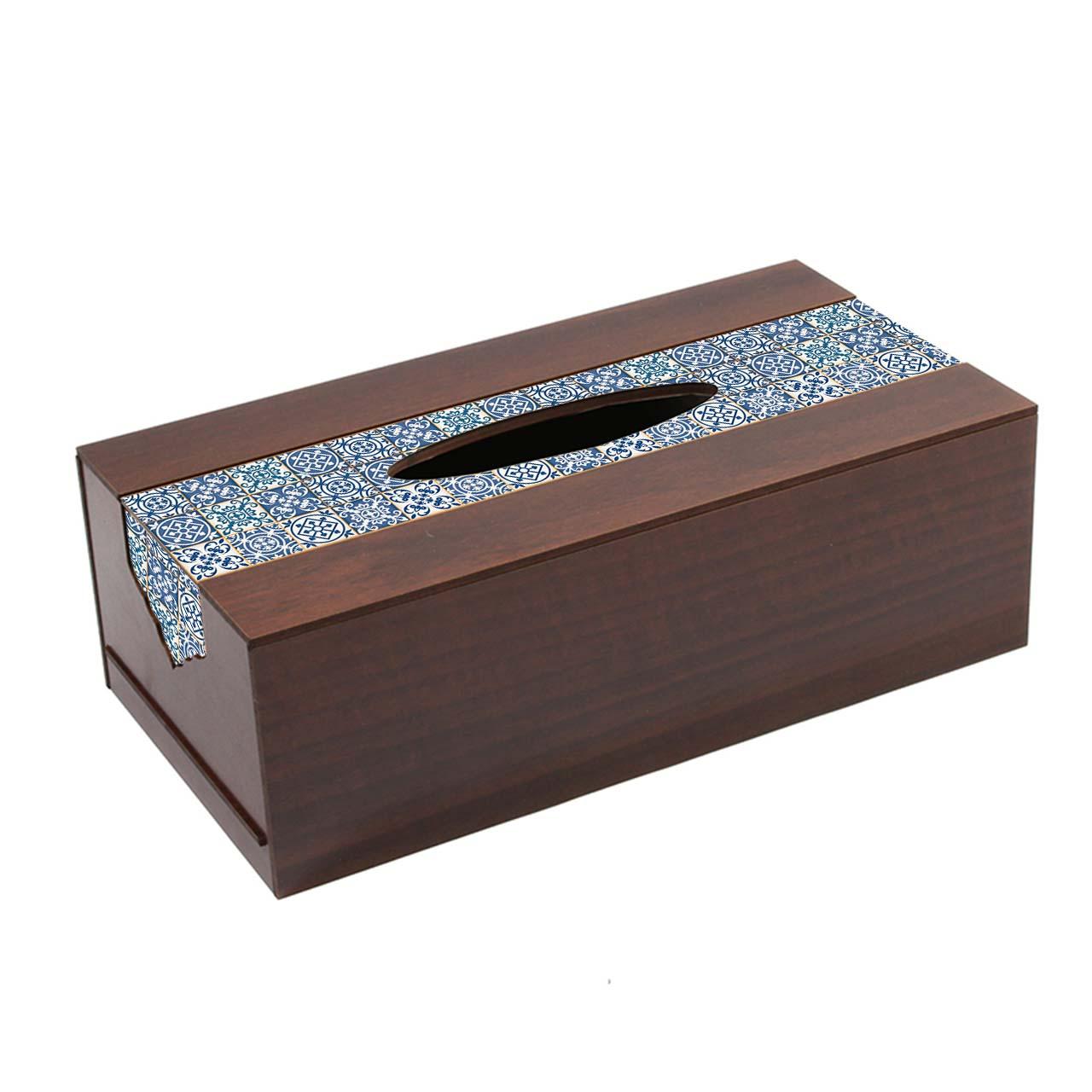 جعبه دستمال کاغذی تهران جی اف ایکس مدل D159