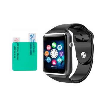 ساعت هوشمند مدل A1 به همراه محافظ صفحه نمایش