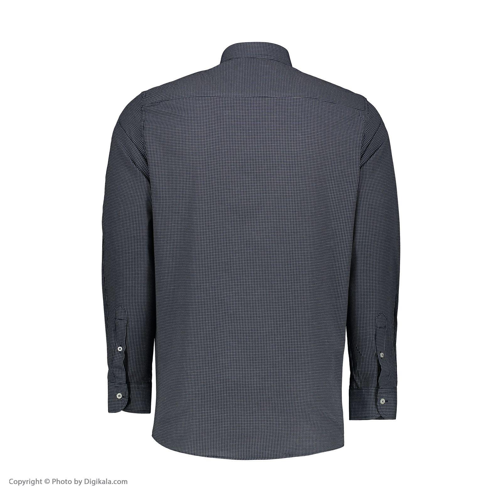 پیراهن مردانه زی مدل 15311855901 -  - 4