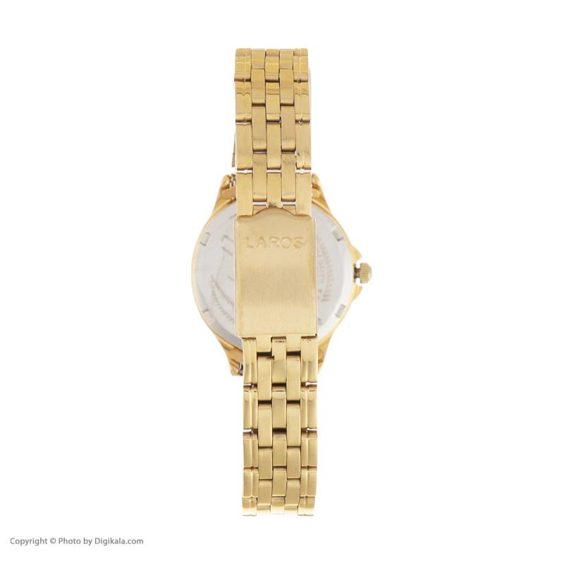 ساعت مچی عقربه ای زنانه لاروس مدل LR-78908787