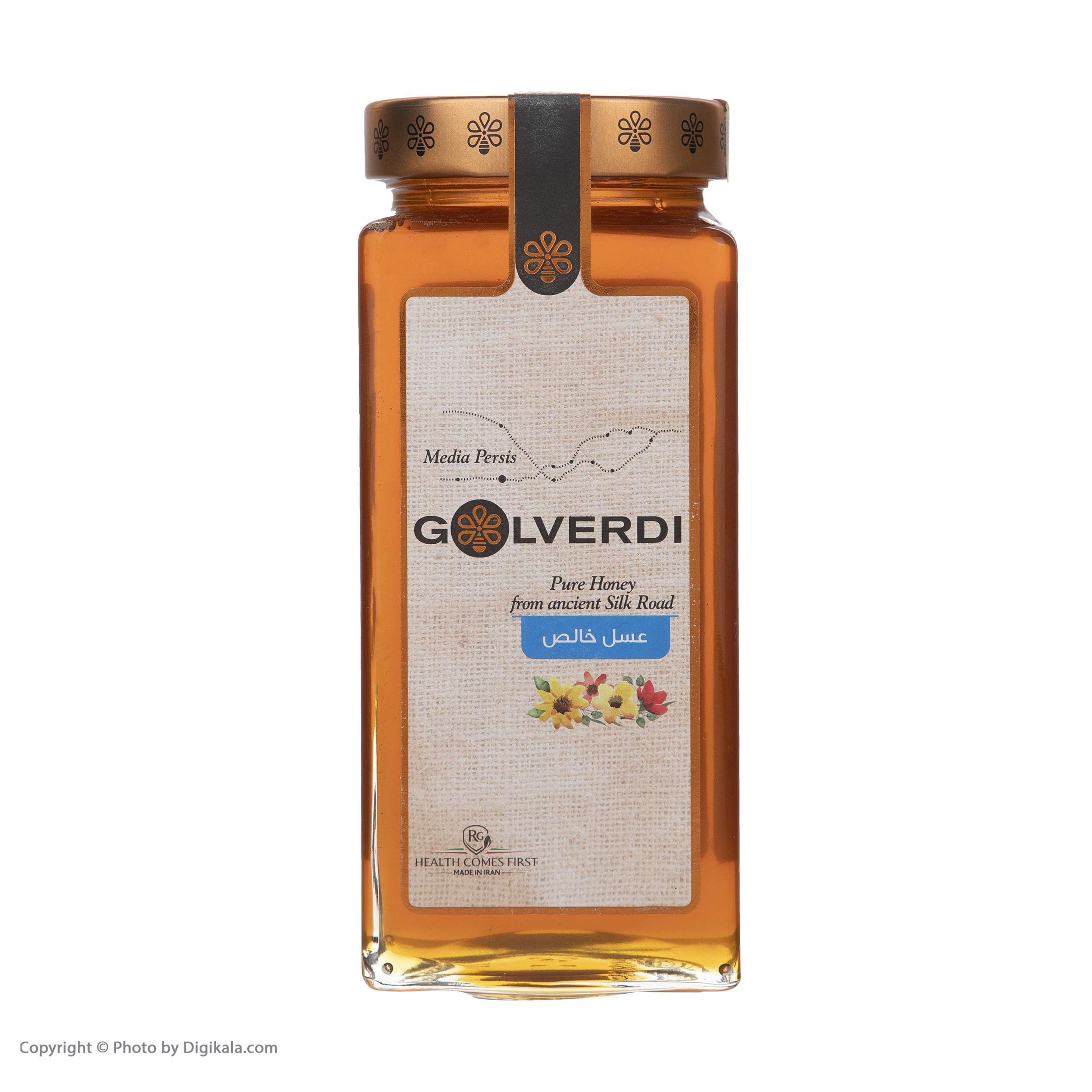 عسل خالص طبیعی گلوردی - 780 گرم