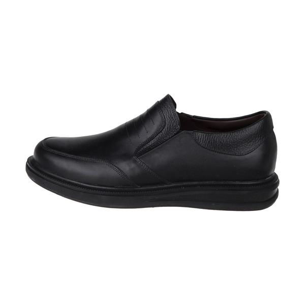 کفش روزمره مردانه ساتین مدل 7604A503101