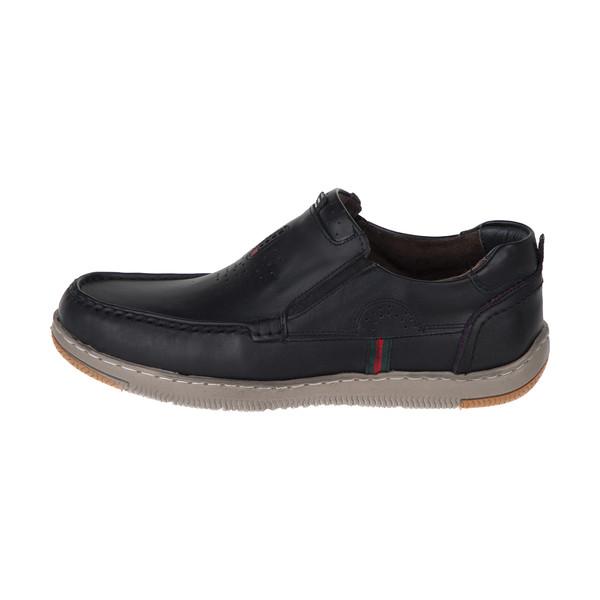 کفش روزمره مردانه ساتین مدل 7602A503101