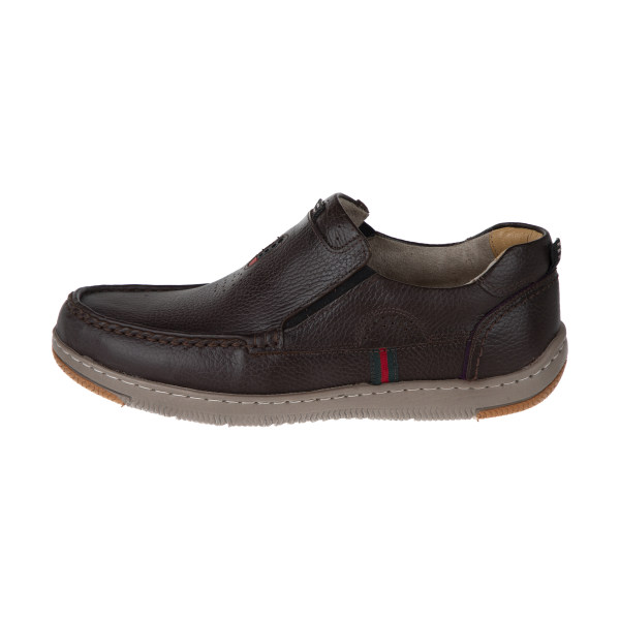 کفش روزمره مردانه ساتین مدل 7602A503104