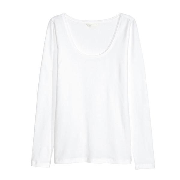 تی شرت زنانه اچ اند ام کد F1- 0116379040