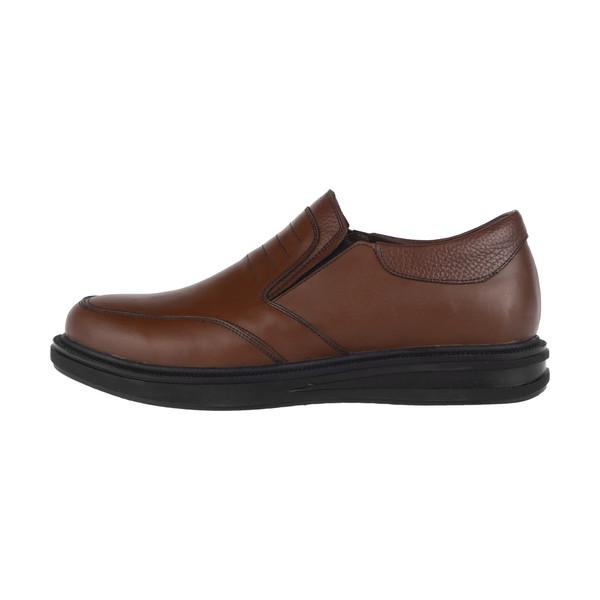 کفش روزمره مردانه ساتین مدل 7604A503136