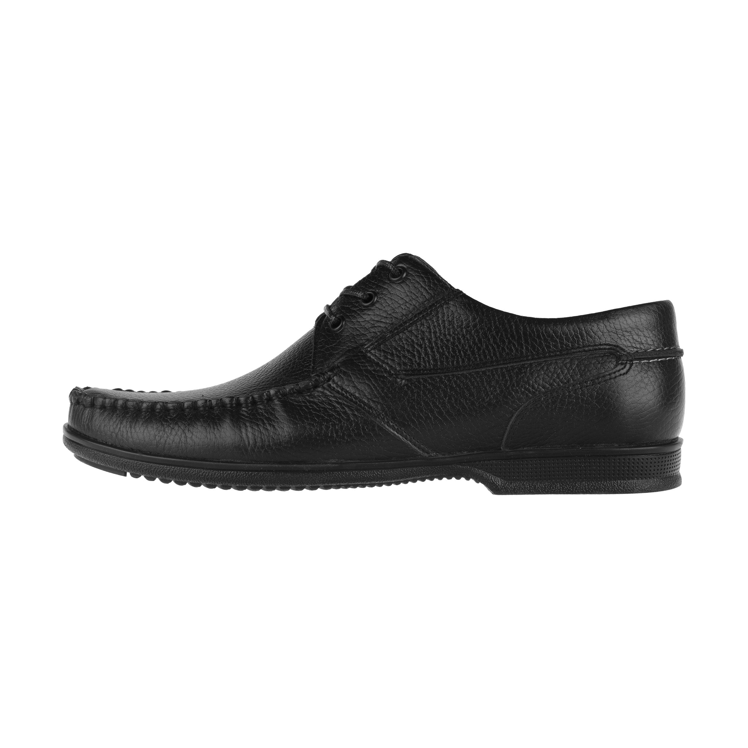 کفش روزمره مردانه ساتین مدل 7612D503101