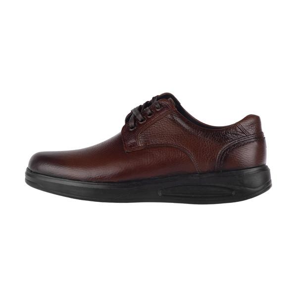کفش روزمره مردانه ساتین مدل 7603B503136