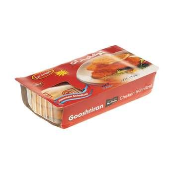 شنیسل مرغ گوشتیران - 470 گرم