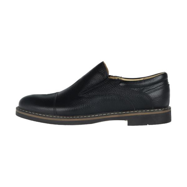 کفش مردانه ساتین مدل 7608B503101