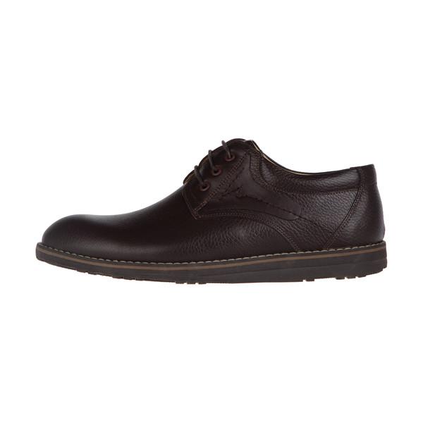 کفش مردانه ساتین مدل 7609D503104