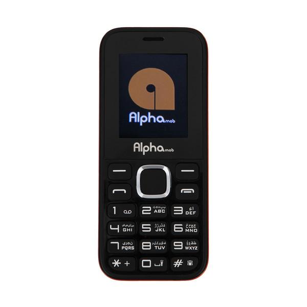 گوشی موبایل آلفا موب مدل A6 دوسیم کارت