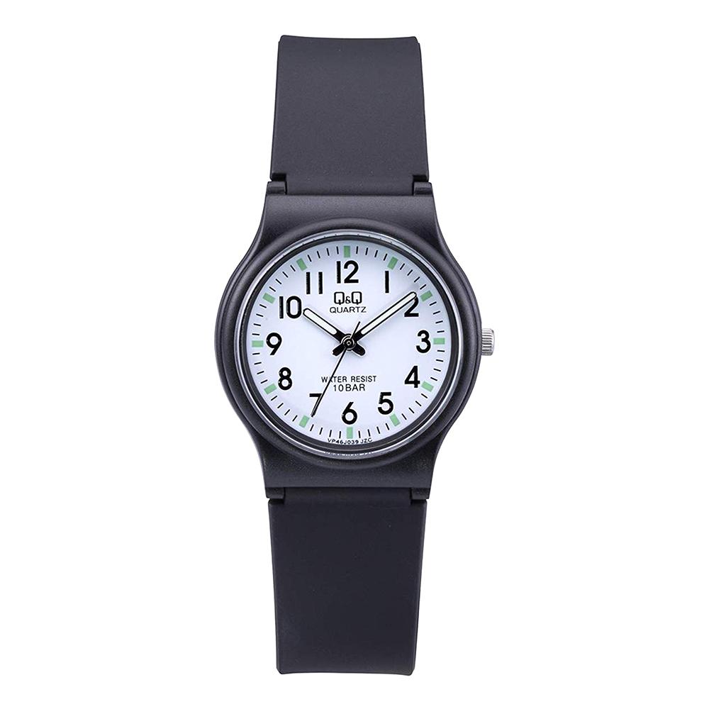 ساعت مچی عقربه ای زنانه کیو اند کیو مدل VP46J039Y