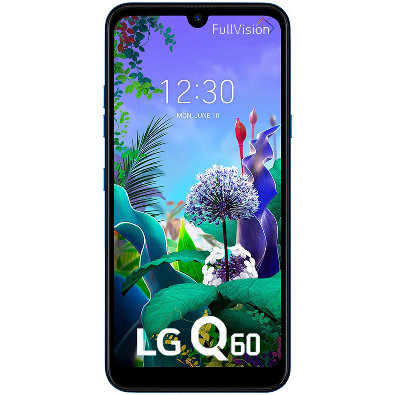 گوشی موبایل ال جی مدل Q60 LM-X525EAW دو سیم کارت ظرفیت 64 گیگابایت