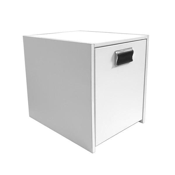 سطل زباله کابینتی کد 1 گنجایش 10 لیتر