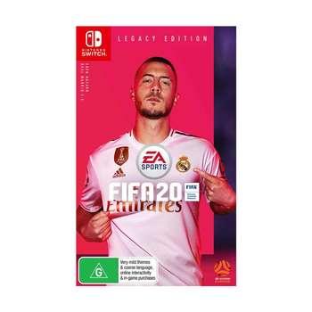 بازی FIFA 2020 مخصوص Nintendo Switch