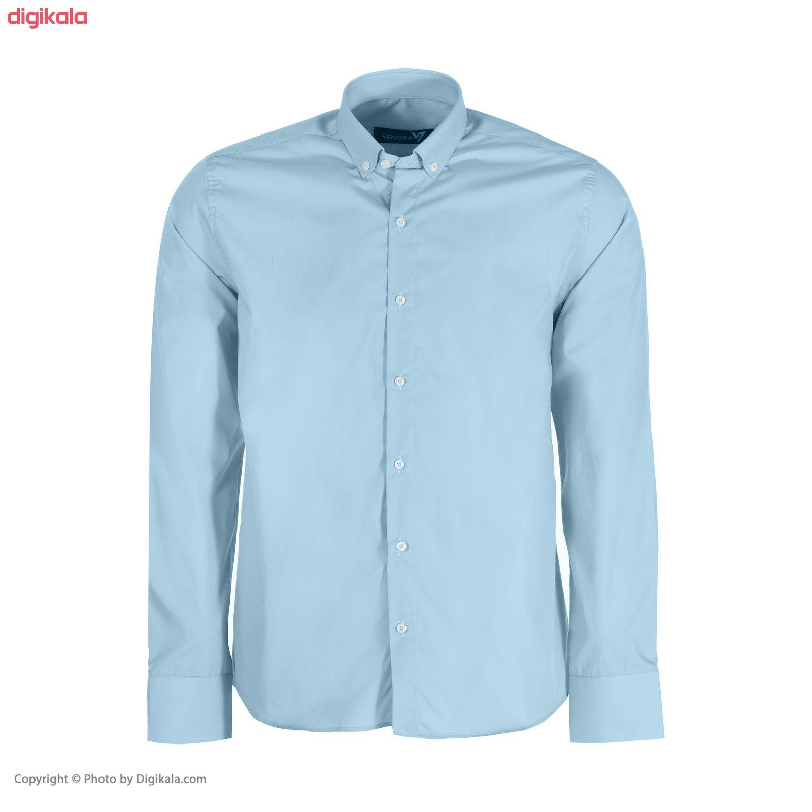 پیراهن مردانه  ونورا کد NB214-5 main 1 1