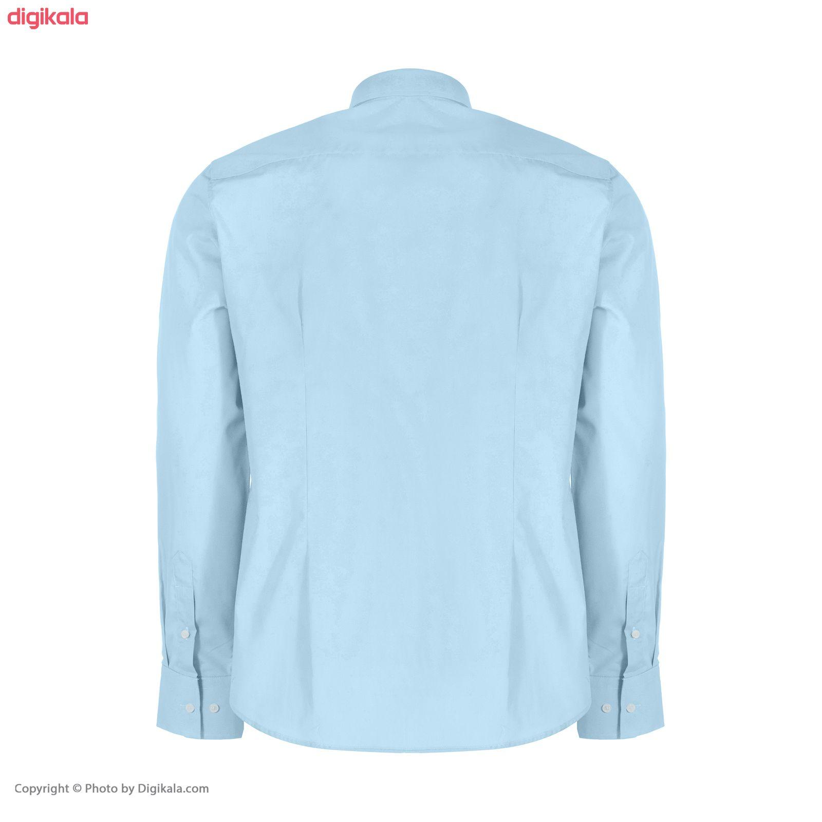 پیراهن مردانه  ونورا کد NB214-5 main 1 3